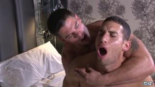 hansome hunk Derek Atlas fucks Ricky Decker