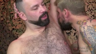 Ryan Jamison pounds Boy Fillmore's bare hole