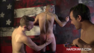 training a straight buddy as their slave