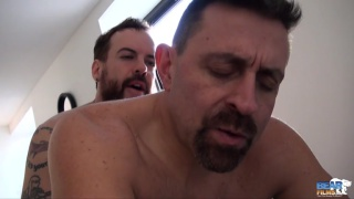 bear men cock sucking and hairy hole rimming