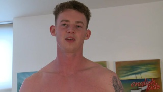 solidly-built tom jacks his huge cock
