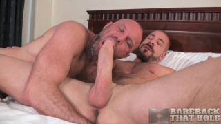 rocco steele makes bottom cry