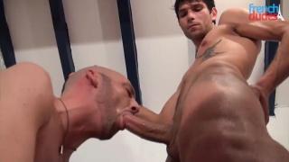 niko gets his big cock sucked