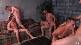 jake wilder and colter rivers bottom at gang bang