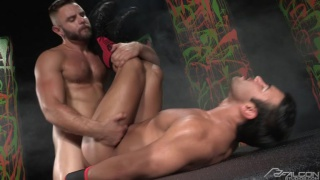 Nick Sterling fucks Dorian Ferro