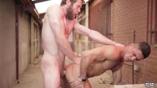 Colby Keller shoves his big dick in Dato Foland's