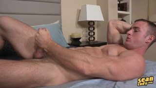 caden has a ripped body and stiff cock