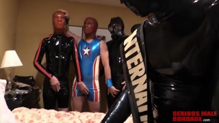 mister international rubber serves multiple top men