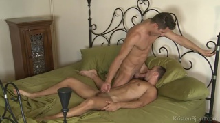 James Castle and Manuel Olveyra wake up horny
