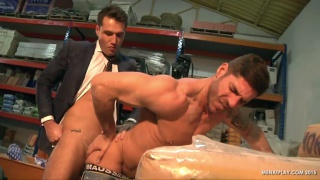 AXEL BROOKS bottoms for THEO FORD in warehouse