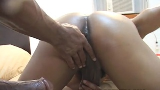 romeo busts a huge nut in marc's ass