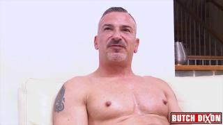 sexy older man Giorgio Arsenale