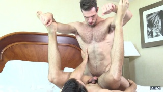 Alex Mecum fucks Addison Graham