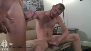 billy warren rides muscle daddy's cock