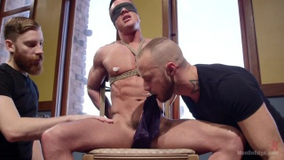 two nasty guys edge bound rex cameron