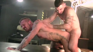 sergio moreno fucks ginger bottom estefan