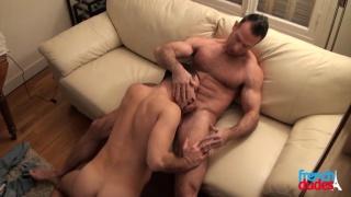 Antonio Ferarri loves malik pounding his ass