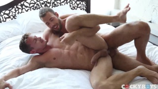 Darius Ferdynand and Brandon Jones flip flop fuck