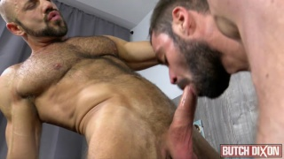 real-life lovers Jose Quevedo & Felipe Ferro swap fucks