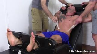 drake jaden's younger brother brayden gets tickled
