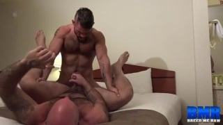Shay Michaels bare fucks Chip Young