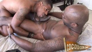 bald black top fucks his horny bottom