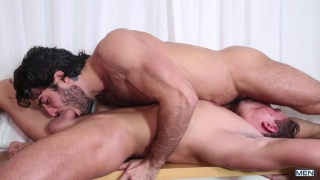 Diego Sans fucks Carter Dane