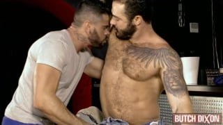 Jessy Ares fucks Mario Domenech