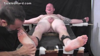 Franco tickles beefy Southern guy Roger