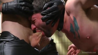 Jackson Fillmore gets used in Christian Wilde's dungeon