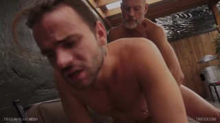 lukas cipriani has a Grandpa load-taking fetish