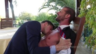 damon heart bangs jesse vos raw