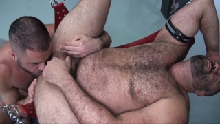 Bareback Dungeon with Hugh Hunter