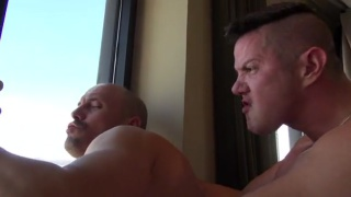 eider lujan stuffs his huge cock in max duran's ass