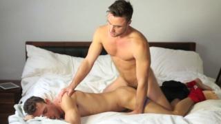 Brandon Jones bottoms bare for Samuel Stone