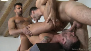 Mature handjob arousal video