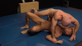 euro studs with beautiful bodies wrestle nude