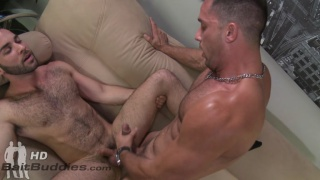 two hot cuban buddies play around