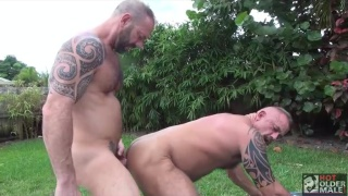 real-life lovers vic rocco and jon galt barebacking
