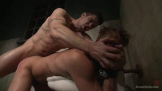 Trenton Ducati dominates Wesley Woods in dungeon