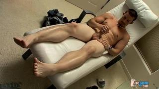 Hot Str8 Jock Foot Show