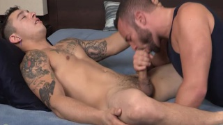 noah blows straight adventurous guy ciro