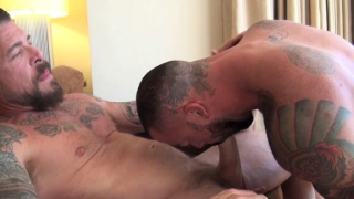 sean duran bottoms for rocco steele