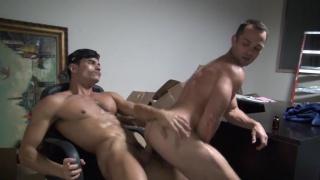 Owen hawk returns to porn filming