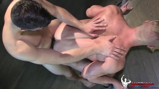 Jason Maddox screws Johnny V hard