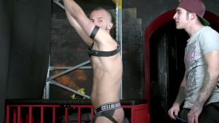 str8 guy finds himself in trouble in a gay club