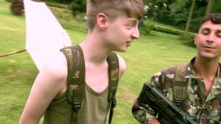 Go BTS with Army boy