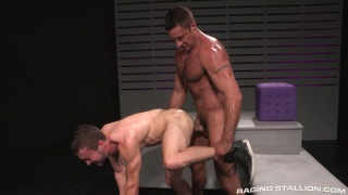 Nick Capra fucks Colt Rivers