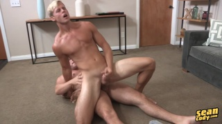 blond dusty rides another bone