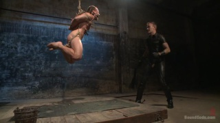 chris burke serves in christian wilde's dungeon